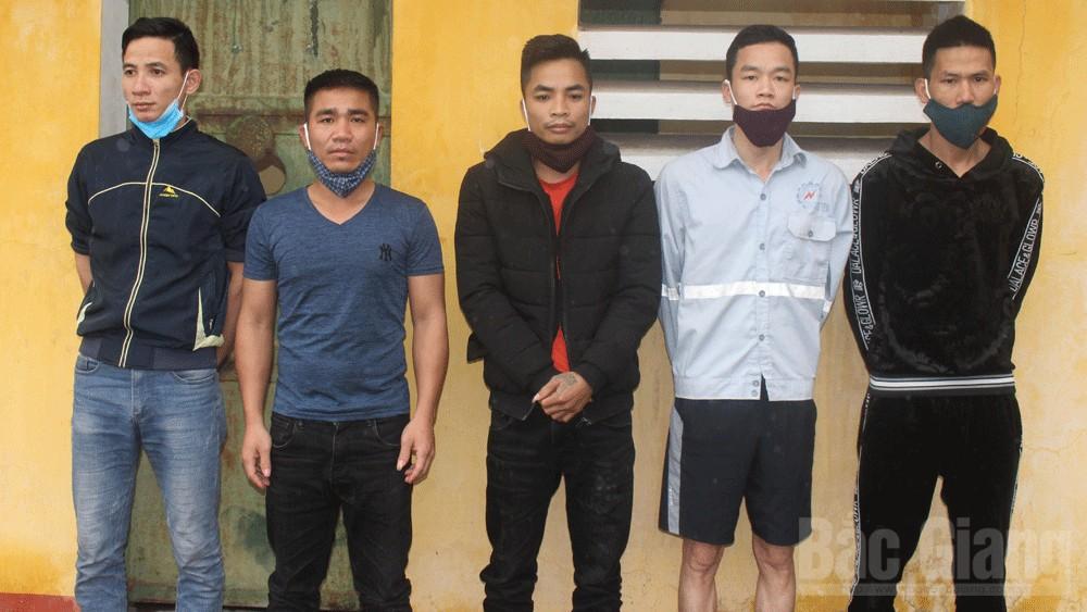 Bắc Giang: Làm rõ nhóm đối tượng cưỡng đoạt tài sản của doanh nghiệp