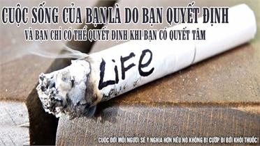 Không hút thuốc, không uống rượu có thể sống thọ hơn 11 năm