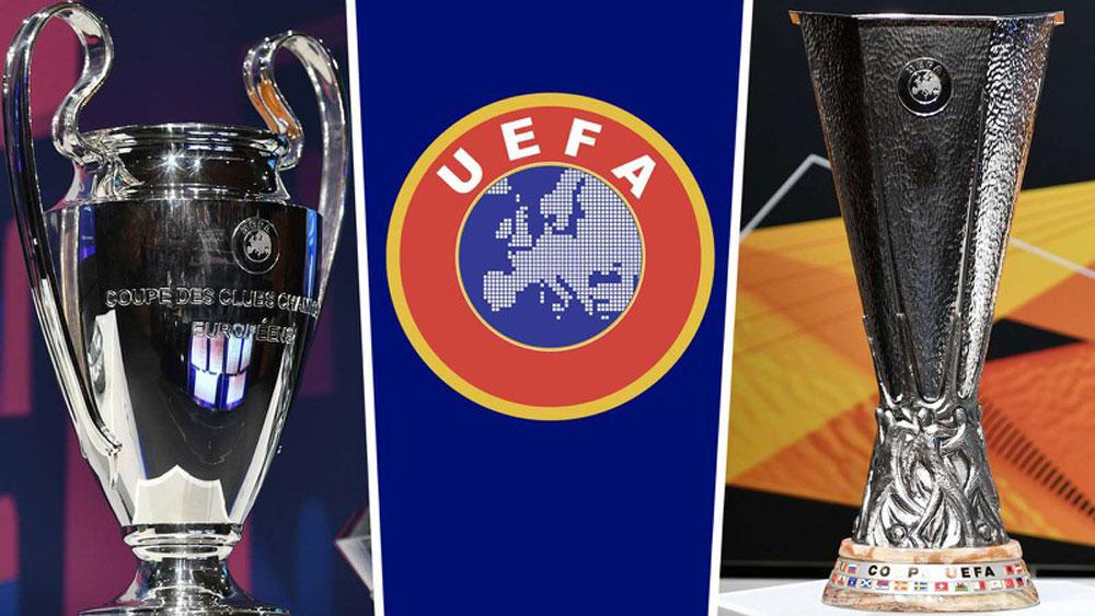 """UEFA gửi """"tâm thư"""" tới các CLB giữa đại dịch Covid-19"""
