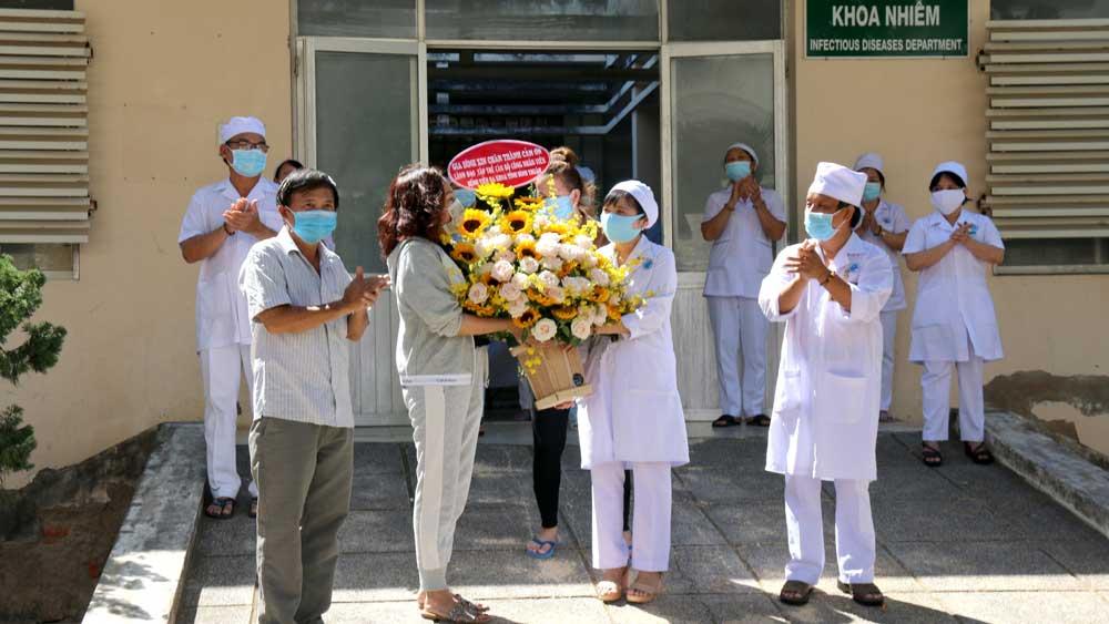 Thêm 10 bệnh nhân, Covid-19, công bố khỏi bệnh, ra viện, Bệnh viện điều trị Covid - 19, dịch bệnh Covid-19