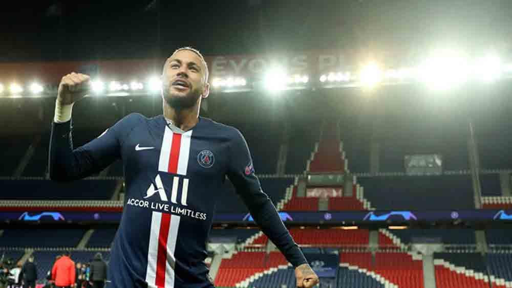 Neymar ủng hộ gần 1 triệu Bảng cho cuộc chiến chống dịch Covid-19