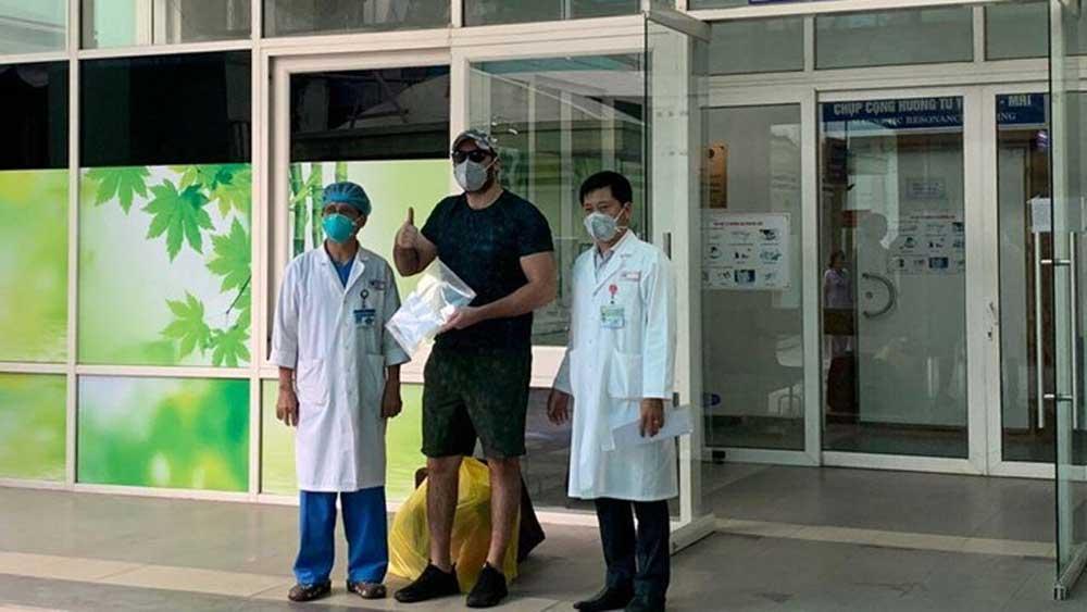 Thêm 5 bệnh nhân mắc Covid-19 khỏi bệnh, Việt Nam đã có 90 ca khỏi