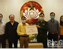 Many donors support Bac Giang province in Covid-19 prevention and control