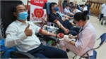 Red Cross Society calls for blood donation, effective fight against Covid-19