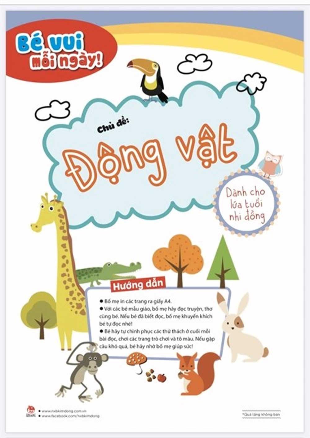 Vietnamese publishers, free e-books, Vietnamese publishing houses,  long break, colour picture books, Covid-19 Prevention Handbook.