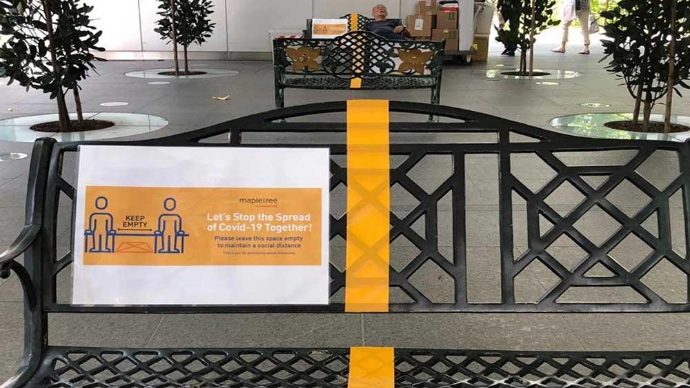 4 tuyến phòng thủ thép, Singapore, ngăn chặn Covid-19, phong tỏa, virus SARS-CoV-2,  số ca tử vong, ca nhiễm bệnh