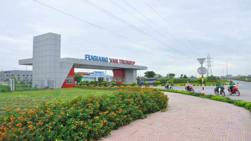 Bac Giang approves for construction project of CE Link Vietnam 2 factory