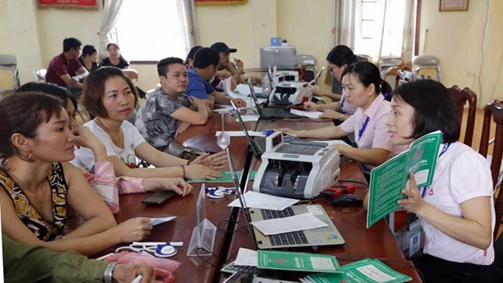 Hanoi, the poor, Covid-19,  first stage, social beneficiaries,  loan demand, Vietnam Bank for Social Policies