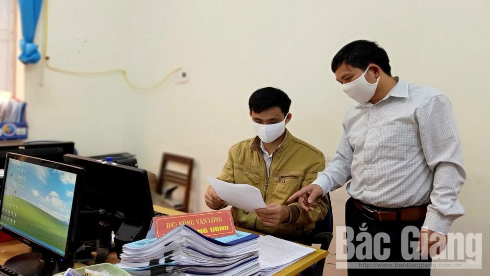 Sau sáp nhập xã, thị trấn ở Sơn Động: Bộ máy hoạt động ổn định, nền nếp
