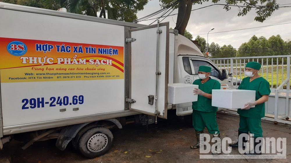 Bắc Giang nâng cao hiệu quả hoạt động của các hợp tác xã