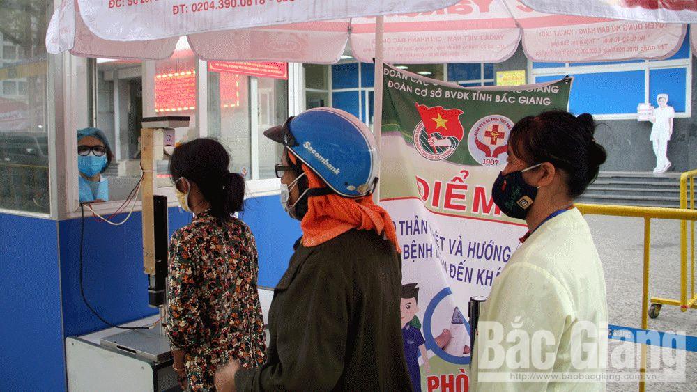 y tế, bắc giang, cấp độ dịch, sẵn sàng, Bắc Giang