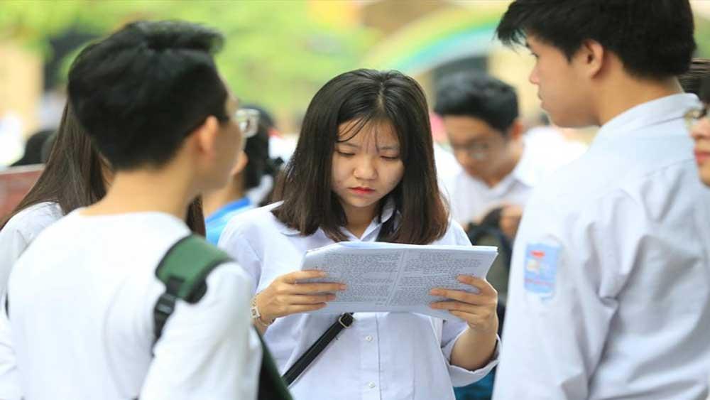 Phương án, kỳ thi THPT quốc gia 2020, dịch Covid-19, phương án cuối cùng, học trực tuyến, học qua truyền hình, tính tự giác