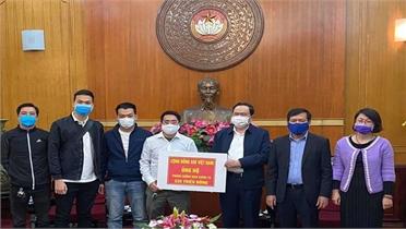 Game thủ 'Chim sẻ đi nắng' và cộng đồng AOE Việt ủng hộ hơn 300 triệu chống Covid