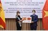 Việt Nam tặng các nước châu Âu khẩu trang hỗ trợ chống dịch Covid-19