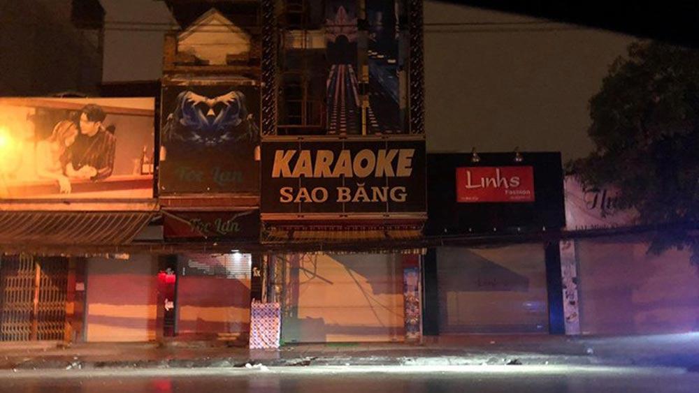 phớt lờ lệnh cấm, Covid-19, karaoke, Bắc Ninh, tạm đình chỉ
