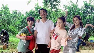 Bảo Thanh, Thu Quỳnh hài hước tại hậu trường 'Những ngày không quên'