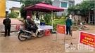 Sơn Động: Lập 5 chốt kiểm soát người và phương tiện ra vào huyện