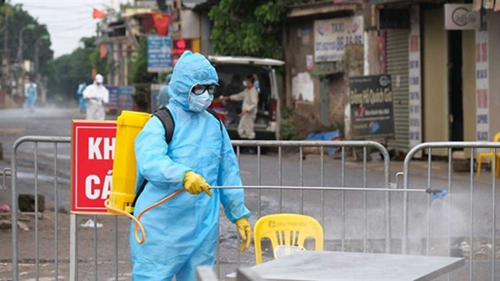 Vietnam, no new Covid-19 cases, past 24 hours, Covid-19 Prevention and Control, concentrated quarantine areas