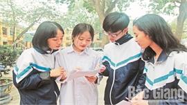 Bắc Giang chuẩn bị cho kỳ thi THPT quốc gia: Điều chỉnh kế hoạch dạy học và ôn luyện