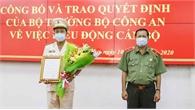 Đại tá Huỳnh Thới An làm Phó Giám đốc Công an thành phố Cần Thơ