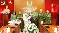 Đại tá Trần Kim Hải được điều động làm Phó Giám đốc Học viện An ninh nhân dân