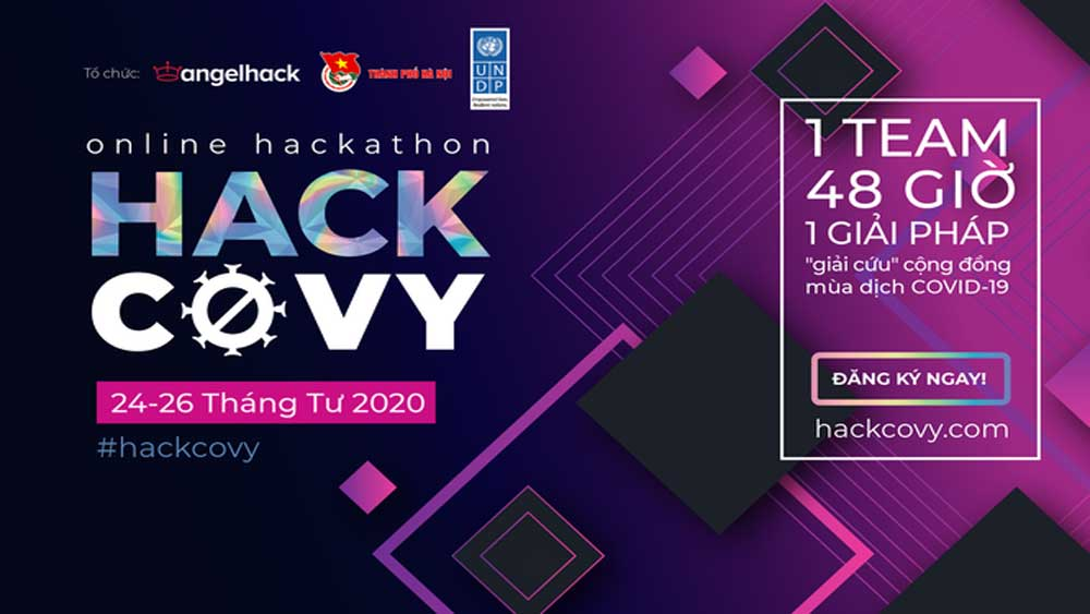Programming contest, combat Covid-19, innovative ideas, Covid-19 epidemic, Hack Covy, advanced technology