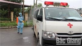 Bắc Giang xác định 158 người có liên quan đến bệnh nhân 262