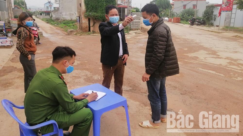 Lục Nam: Kiểm soát những trường hợp liên quan đến bệnh nhân số 262