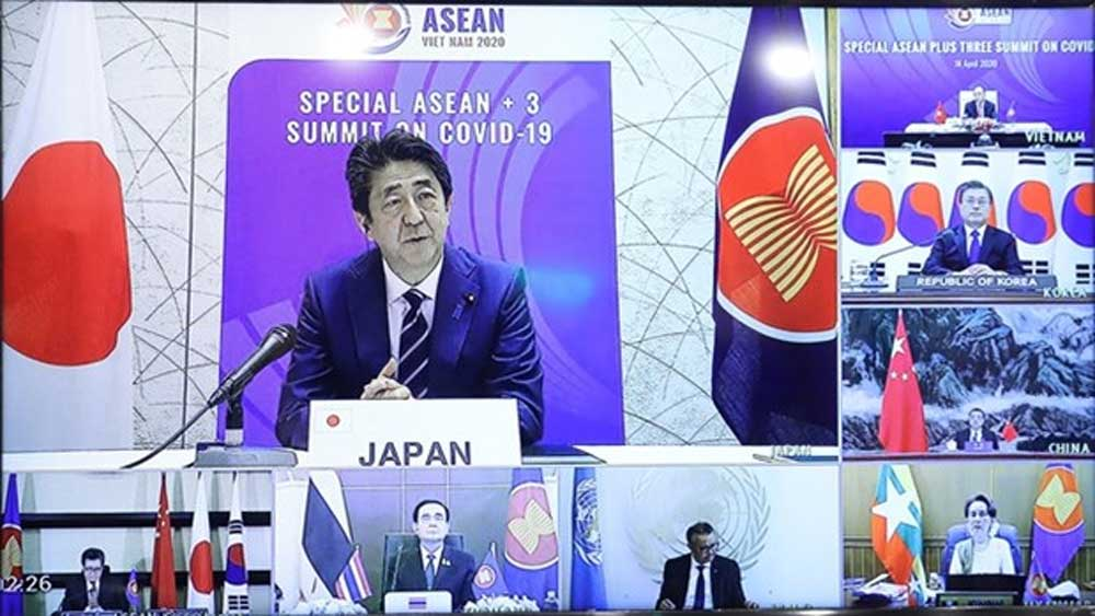 Cooperation between ASEAN and East Asian nations is key to Covid-19 combat