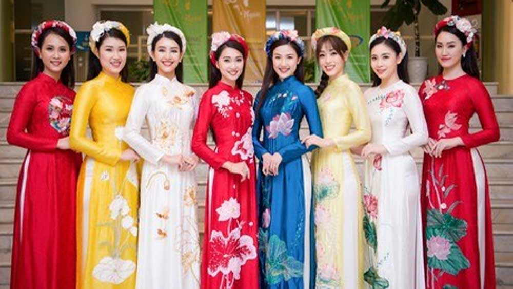 Ao Dai design contest honours national costume