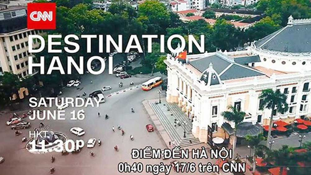 Hanoi halts 4-million-USD tourism promotion package on CNN
