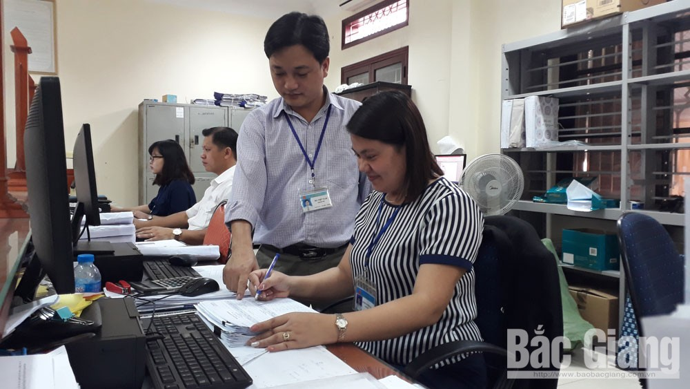 Bac Giang province, quickly implements, tax payment rescheduling, helping businesses, Covid-19 pandemic, provincial Tax Department, tax authority