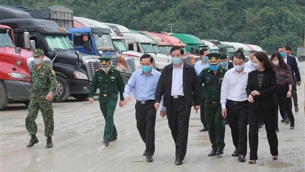 Enhancing goods clearance capacity at Lang Son border gates