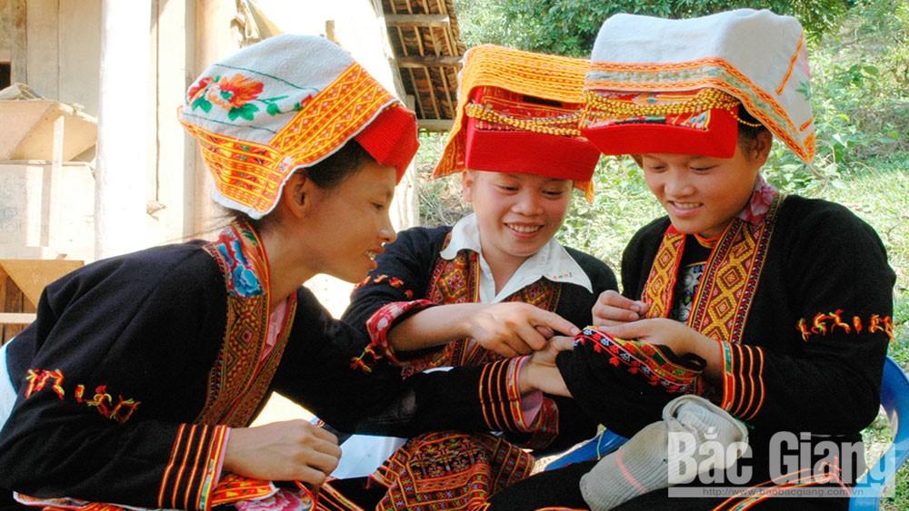 Độc đáo văn hóa người Dao Bắc Giang