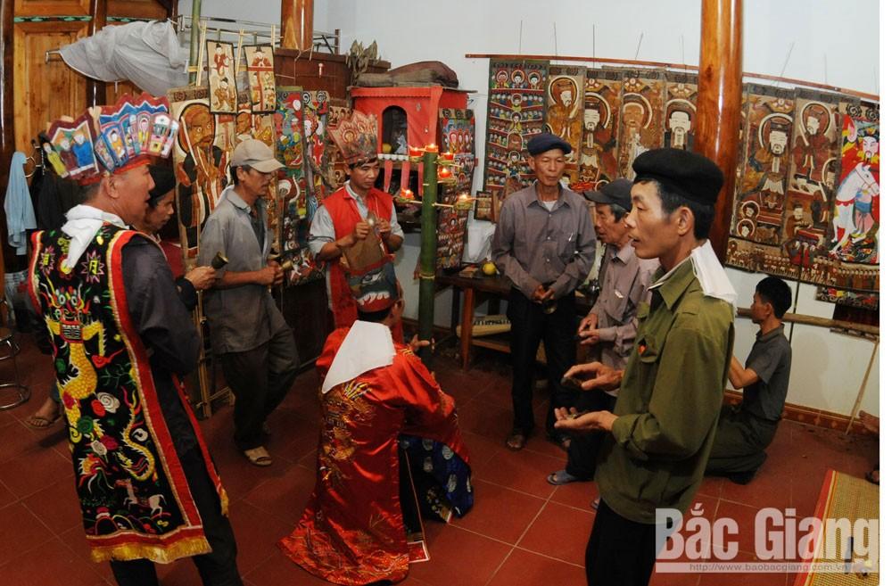 Lễ cấp sắc, nét văn hóa độc đáo của người Dao.