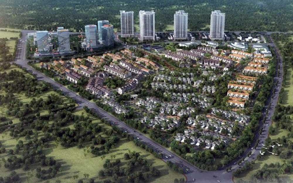 Gamuda Garden, Khu đô thị, đáng sống, phía Nam Hà Nội