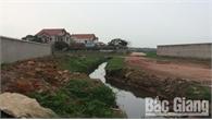 Tăng cường giám sát công tác bảo vệ môi trường tại CCN Việt Tiến (Việt Yên)