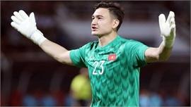 Những ứng viên thay thế Đặng Văn Lâm ở AFF Cup 2020