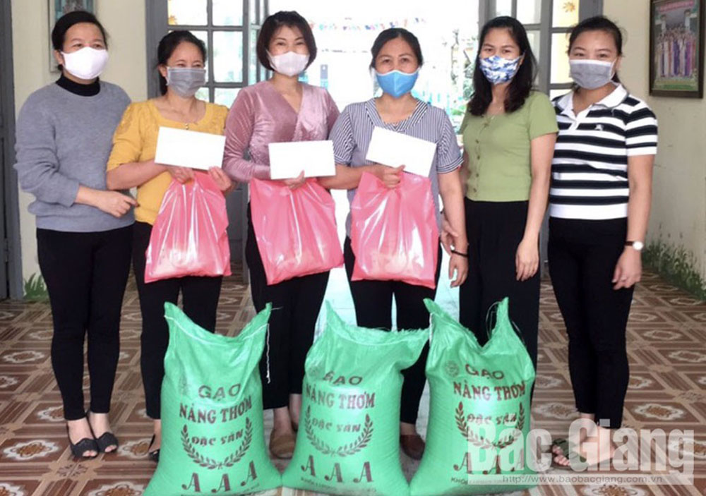 Bac Giang province, teachers and cooks, Covid-19 pandemic, Department of Education and Training, Educational Trade Union, Covid-19 pandemic