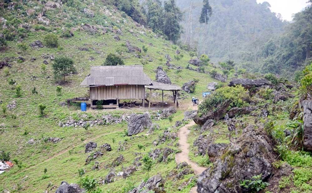 Impressive beauty, five Ban On Caves, Moc Chau farm town, quite pristine, strange destination, most impressive tourist attractions