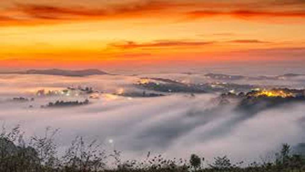 Head in the clouds in dreamy Da Lat