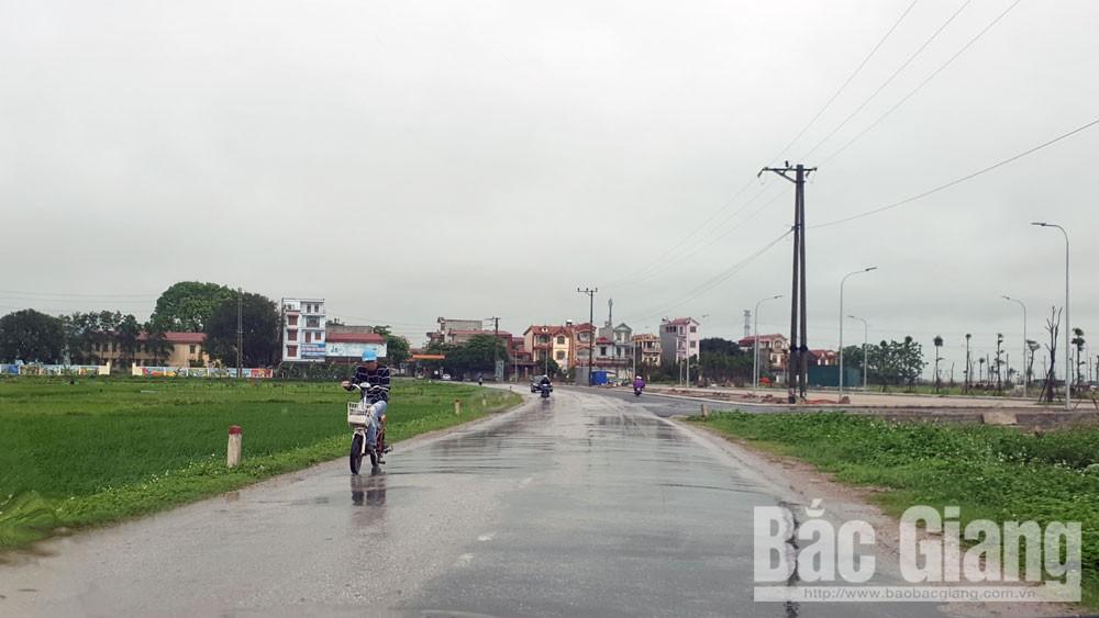 Yên Dũng: Hơn 503 tỷ đồng cải tạo nâng cấp tuyến đường tỉnh 398 và quốc lộ 17