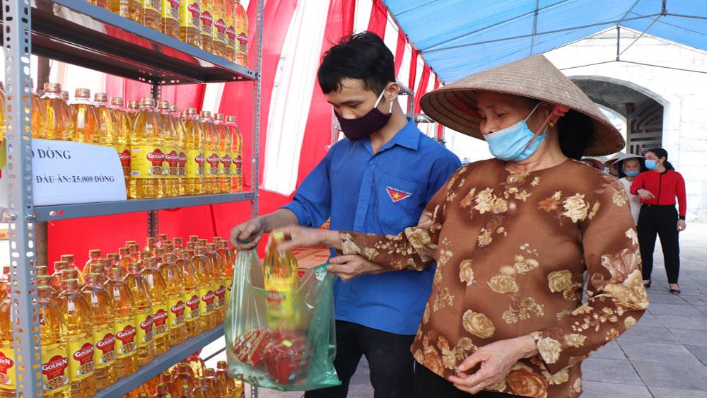 Tấm lòng Việt - sẵn sàng sẻ chia trong đại dịch