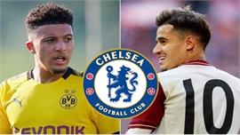Chelsea buông vụ Sancho, dồn lực chiêu mộ Coutinho
