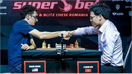 FIDE gạt Lê Quang Liêm khỏi giải liên lục địa