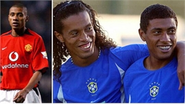 Kleberson: 'Tôi đến Man Utd vì Ronaldinho'