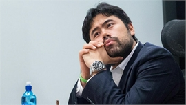 Nakamura bám sát Carlsen