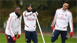 Arsenal cho phép cầu thủ trở lại tập luyện vào tuần tới