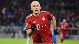 Robben úp mở khả năng trở lại sân cỏ