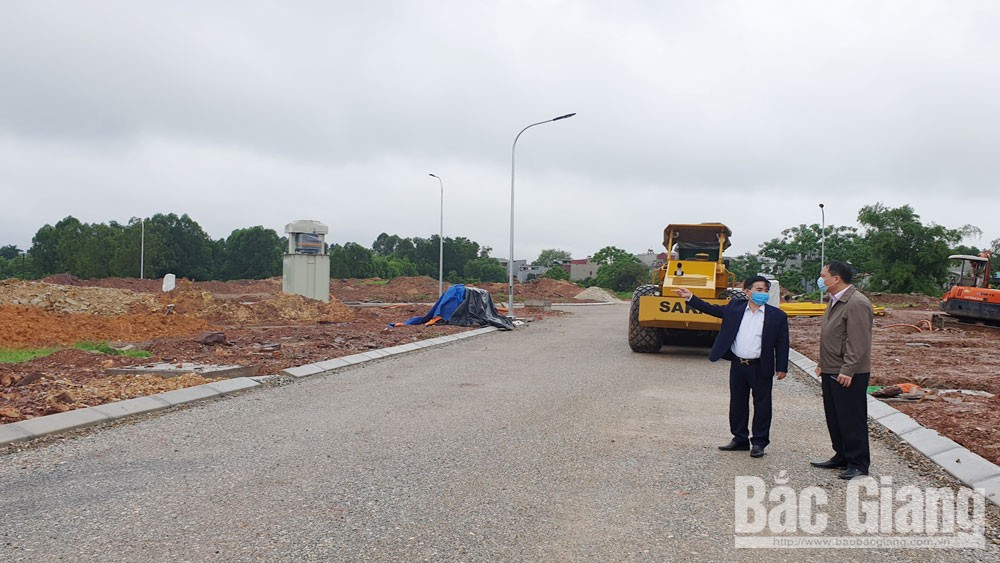 Thành phố Bắc Giang chọn việc khó, nổi cộm để giải quyết